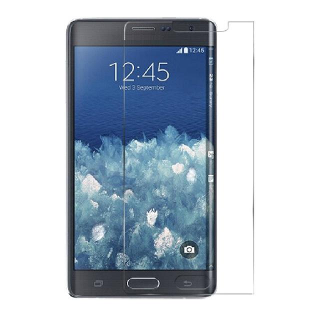 10 unids/lote A Prueba de Explosión Templado Protector de Pantalla de la Película Protectora Para Samsung Galaxy Note Edge N915