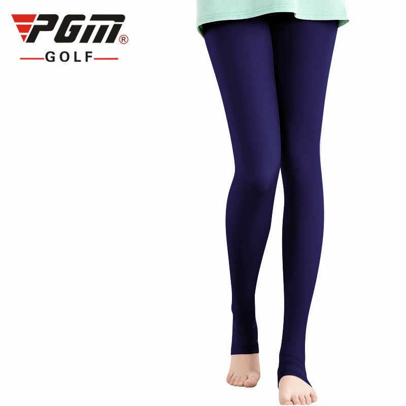Doorschijnende Elastische Legging Stocking Vrouwen Zonnebrandcrème panty Golf Tennis Outdoor Broek UV-proof Licht Dunne Smooth been sokken
