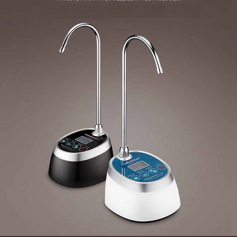 Kamjove P 01L pure water bottled water pump water dispenser automatic electric pump device water filler