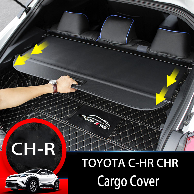 2019 Toyota C Hr: For TOYOTA C HR CHR 2017 2018 2019 Rear Cargo Cover