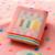 Baby bath towel cobertor do bebê 100% algodão de três camadas de gaze 110*110 centímetros dos desenhos animados towel bebê macio e confortável algodão towel