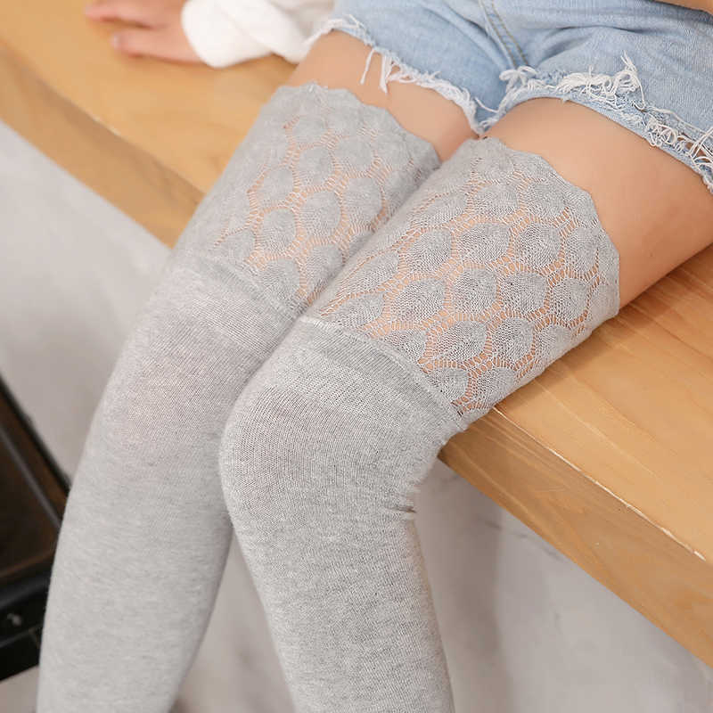 174e503c3 ... YIKOU Women's autumn winter South Korea three-dimensional lace socks  female girls non-slip