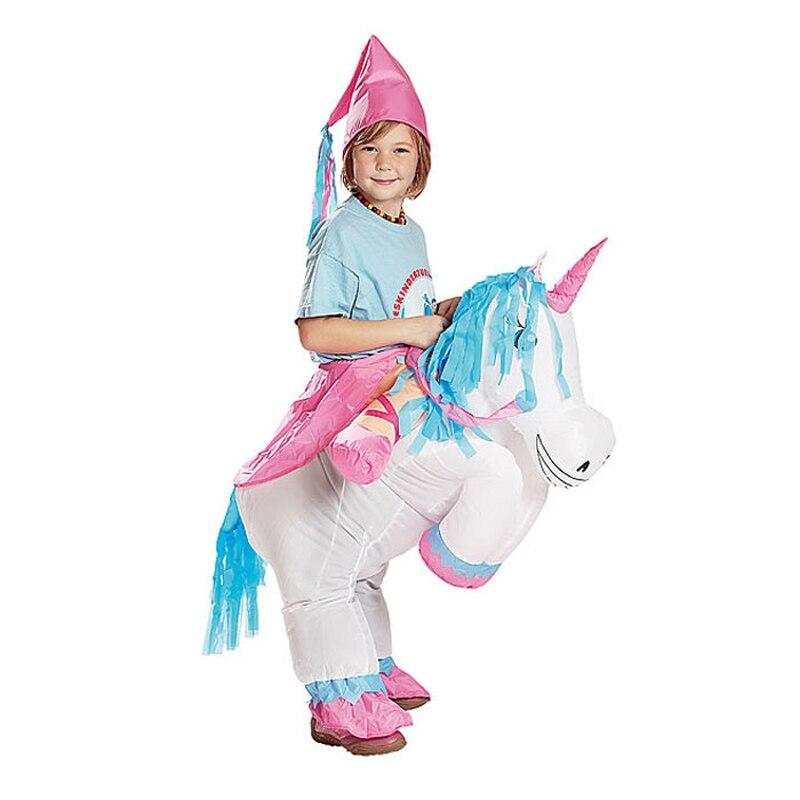 2016 Purim Halloween Inflatable Adult Unicorn Cosplay Licorne ...