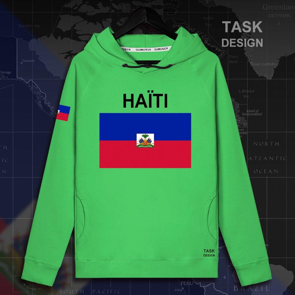 Hearty Haiti Haitian Hayti Ayiti Men Clothes Spring Autumn Cotton Turn-down Collar Jeans Shirt Long Sleeve Fashion Tops Cowboy Coat New Casual Shirts