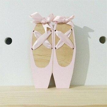 INS De Madeira De Estilo Nórdico Ballet Sapatos Enfeites Para Decorações Da Sala de Crianças Da Parede Do Berçário Do Bebê Decoração Fotografia Adereços Meninas Presentes