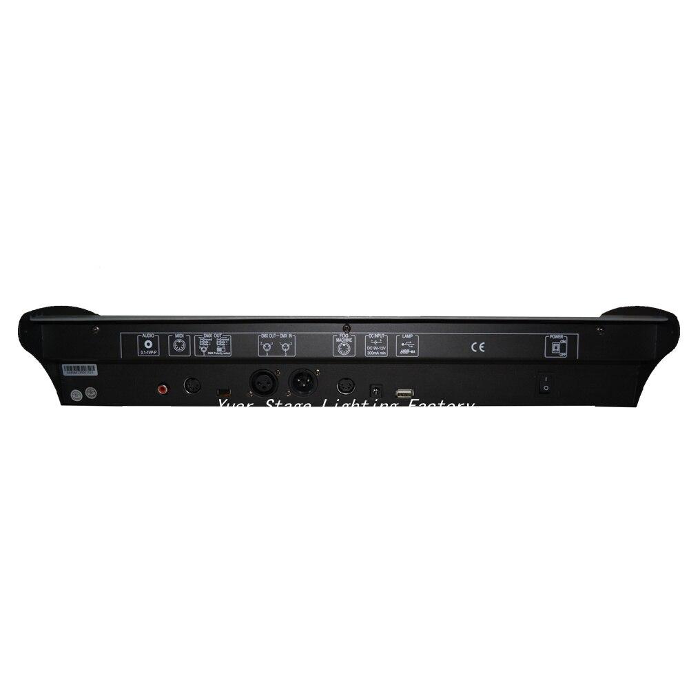controlador de luz dmx512 luz splitter distribuidor dmx 05