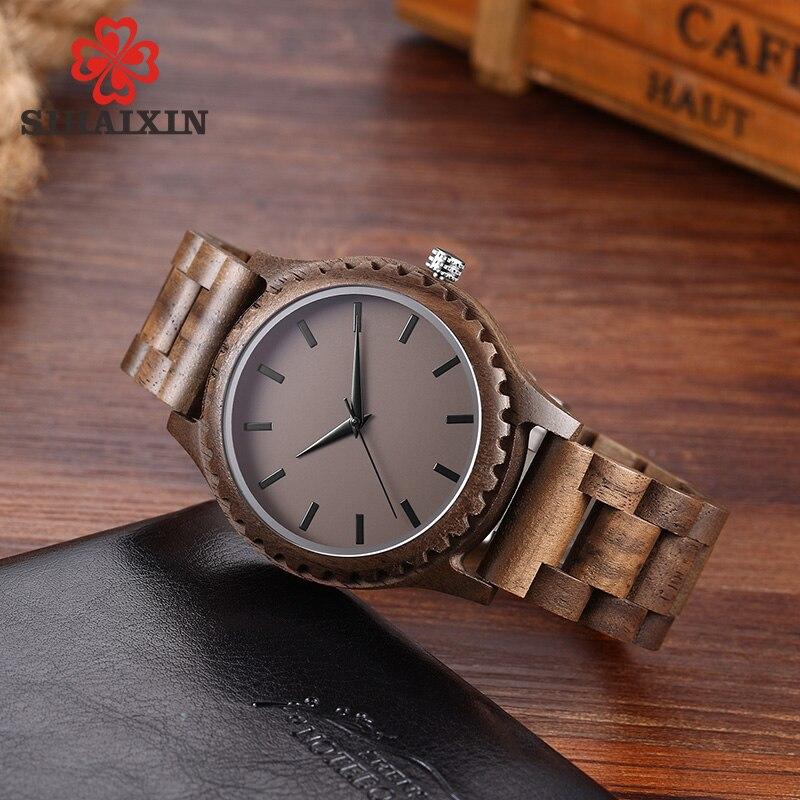 male wood watch 7