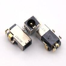 """20 piezas DC Power Jack hembra para Lenovo IdeaPad 100 14 """"100 14IBY 100S 14IBY 100 14IBR 100S 14IBR conector de puerto de carga"""
