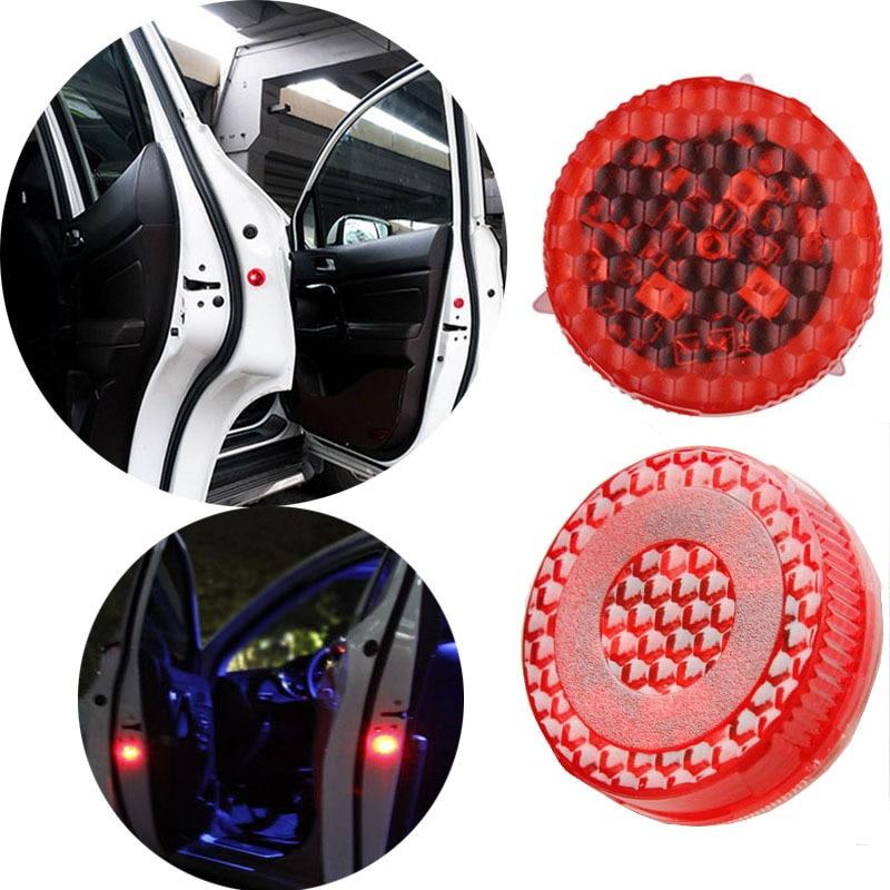 Ryobi Garage Door Opener Red Light: 2 PCS/Set Universal Wireless Car Door Warning Light Red