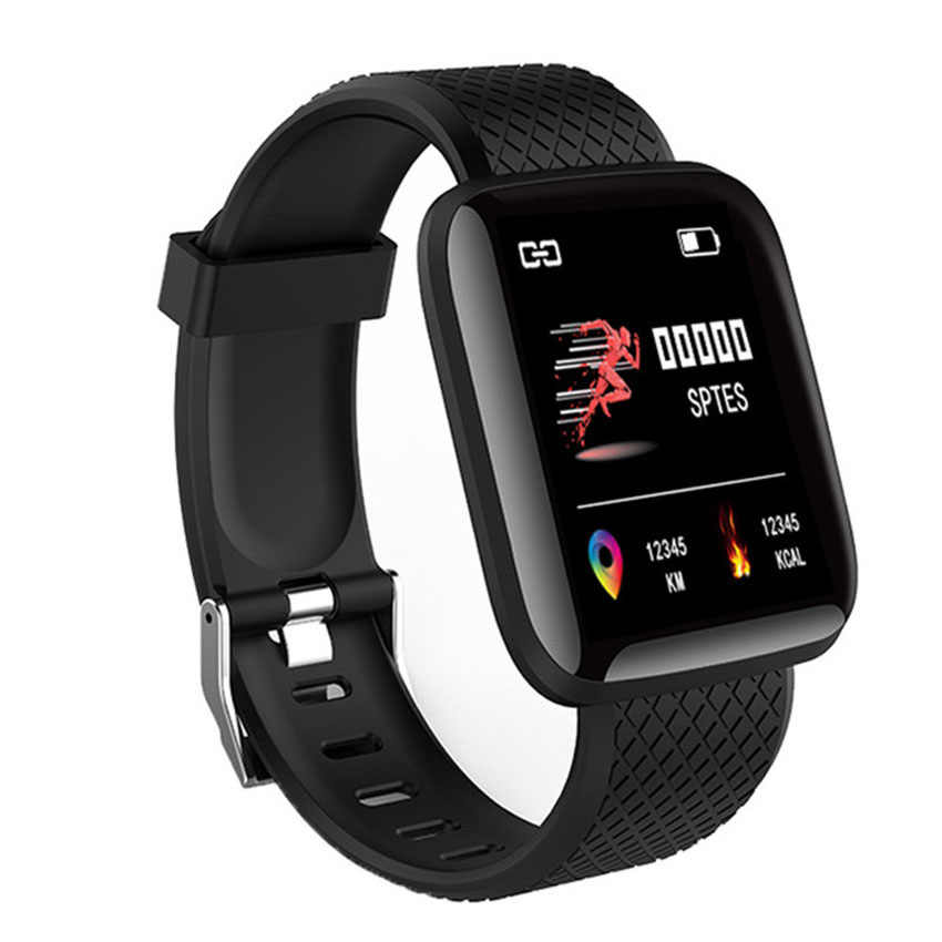 Цветной смарт-браслет часы фитнес-трекер HR/браслет для измерения артериального давления Smartband для IOS/Xiao mi/Honor VS mi Band 4/S5 Not Xio mi