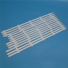 LED Backlight Strip Kit For Toshiba 50L4353D 50L1350U 50L1350UC 50L2300U 50 inchs TV Array LED Strips Backlight Bars Light Bands поло backlight backlight ba076emcbta9