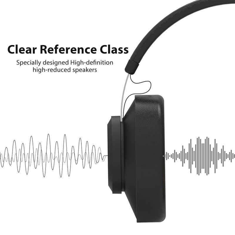 Bluedio TM auriculares inalámbricos bluetooth con micrófono monitor estudio auriculares para música y teléfonos compatible con control de voz