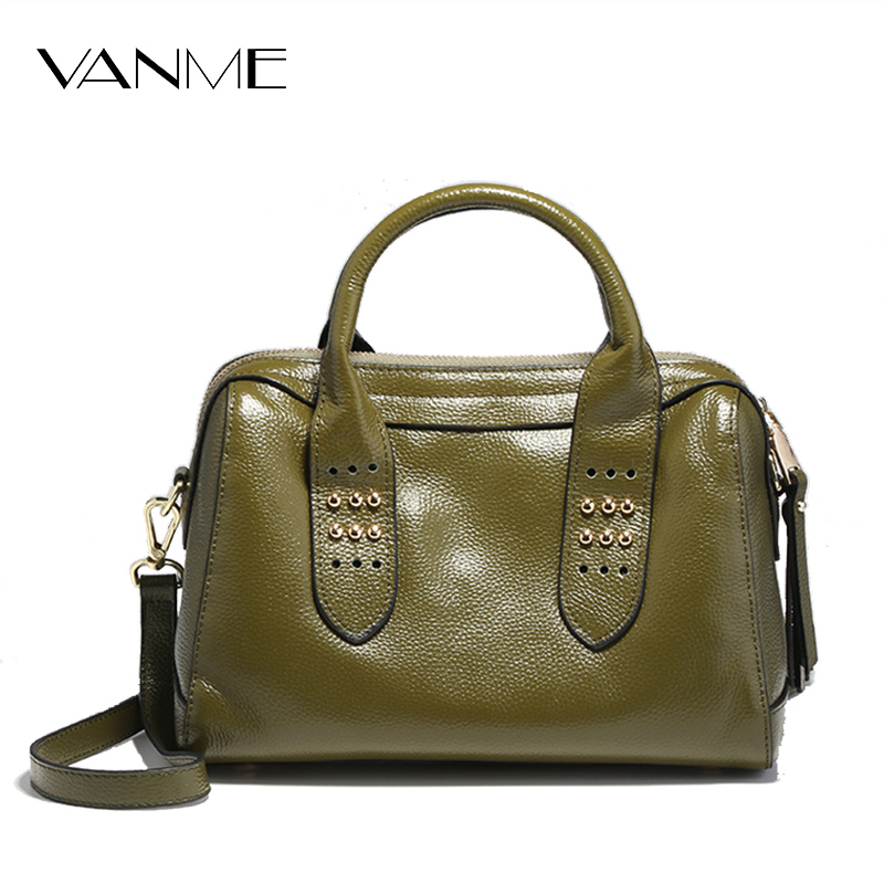 Luxury Brand Boston Handbags Boston Designer Women Handbag 100% Genuine Leather Tote Shoulder Bag Large Capacity Bolsa Feminina luxury genuine leather bag fashion brand designer women handbag cowhide leather shoulder composite bag casual totes