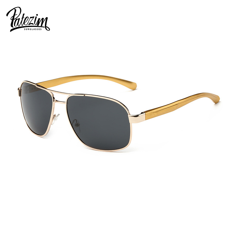 Hot Selling Aviator Sunglasses Men Polarized Alloy Frame Outdoor Sport Driving Fishing Sun Glasses gafas de sol hombre