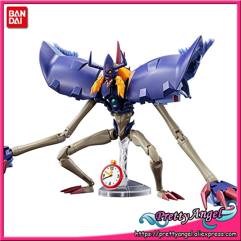 Genuine Bandai Tamashii Nations Digivolving Spirits 03 Digimon Adventure: Bokura no War Game! Diaboromon Action Figure цена и фото