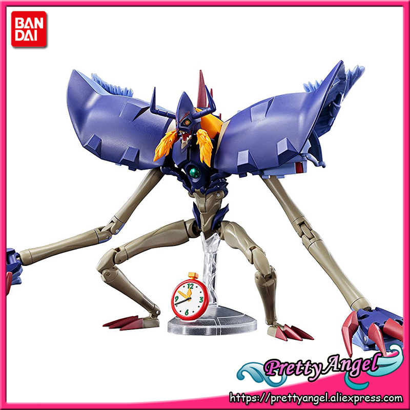 Genuine Bandai Tamashii Nations Digivolving Spirits 03 Digimon Adventure: Bokura no War Game! Diaboromon Action Figure image