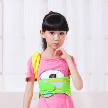 1Pcs Newly Children Kids Adjustable Magnetic PostureCorrector Belt Body Back Support Shoulder Belt Brace Therapy For Health Care