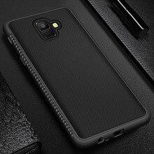 Samsung kılıfı Galaxy J6 2018 J4 J8 2018 Silikon Gömme Durumlarda TPU Anti Kayma arka kapak samsung kılıfı Galaxy J4 2018 J6