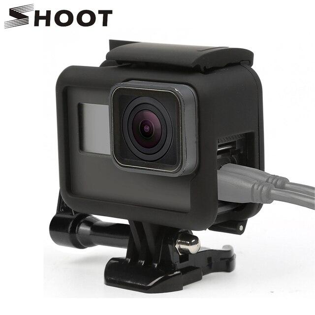 SHOOT Side Open Protective Border frame Case for GoPro HERO