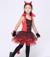 Drama Halloween Queens Hoodie Costume Girls Headdress Gloves Costume Child S Cosplay Cat Costume Halloween Costume