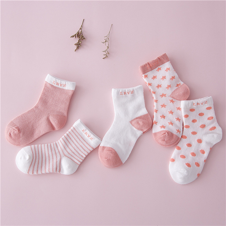 10pairs/lot free shipping kids socks 100% cotton