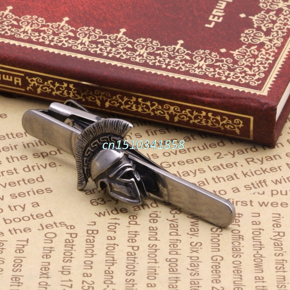 New Hot Mens Vintage Tie Clip Necktie Clip Bar Tie Clasp Party Gift #Y51# ...
