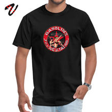 Sex ROCKABILLY Cafe Racer Motorcycle Women Pin Up Tshirts Boogie Hip Hop Vintage Design T Shirt Man Casual Clothing Shirt(China)