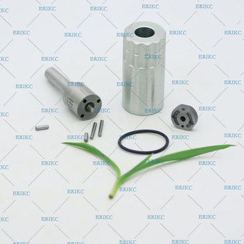 ERIKC 095000-890# 8904 Fuel Injector 9709500-890 Overhaul Repair kits Nozzle DLLA158P984 valve 19# Plate for Isuzu 4JJ1 3.0L