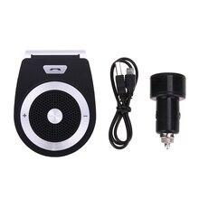 Coche inalámbrico 4.1 Receptor Bluetooth Receptor de Audio Adaptador de Altavoces Del Automóvil de Música Móvil MP3 Altavoz de Manos Libres de llamadas