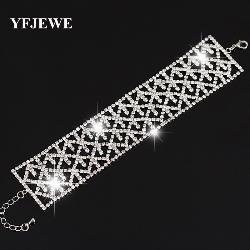YFJEWE Wedding Bracelets...