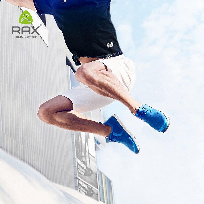 RAX chaussures de marche pour hommes respirant baskets légères femmes chaussures de sport de plein air chaussures de marque hommes chaussures de Jogging