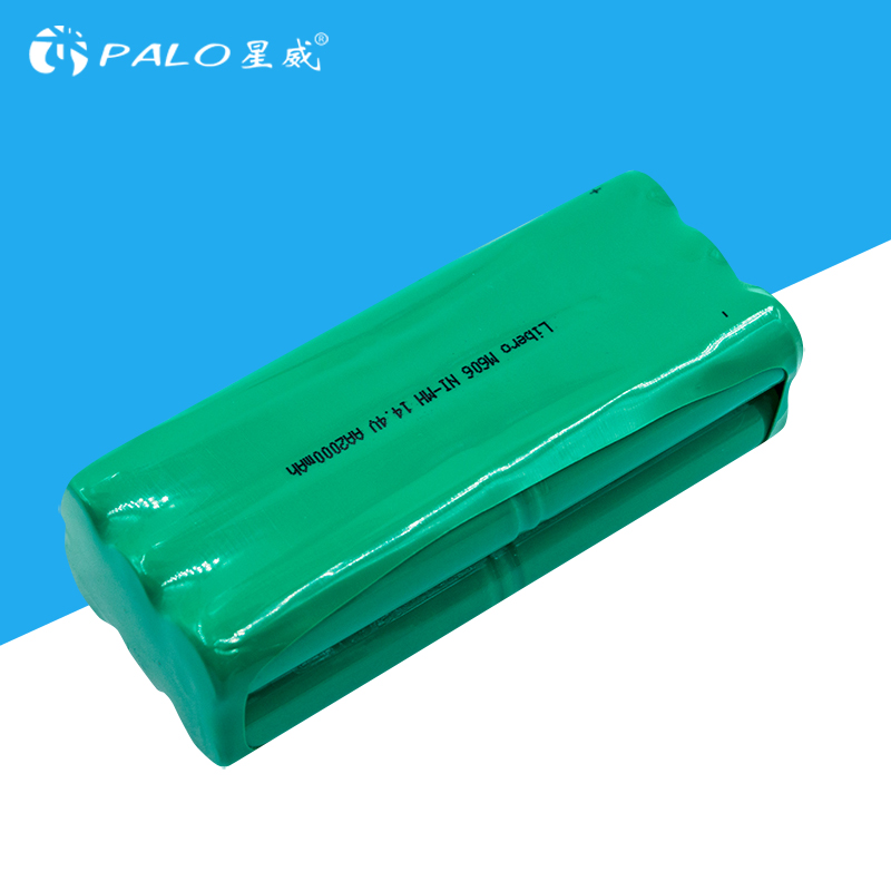PALO Environmetal Recyclage 14.4 V 2000 mah Ni-MH Rechargeable Essuyant Robot Batterie pour iRobot Puppy-VM600 M600 V-bot T270 /271