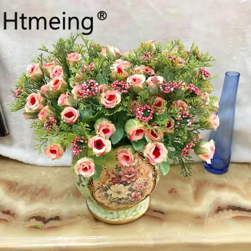 flower decoration for wedding reception.htm htmeing silk artificial flowers peony rose flower for home table  artificial flowers peony rose flower