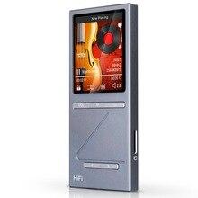 """Original onn x5 hifi dac de audio reproductor de mp3 jugador con 2 """"pantalla 8 GB Lettore con FM reproductor de música de Apoyo APE/FLAC/ALAC/WAV/WMA"""