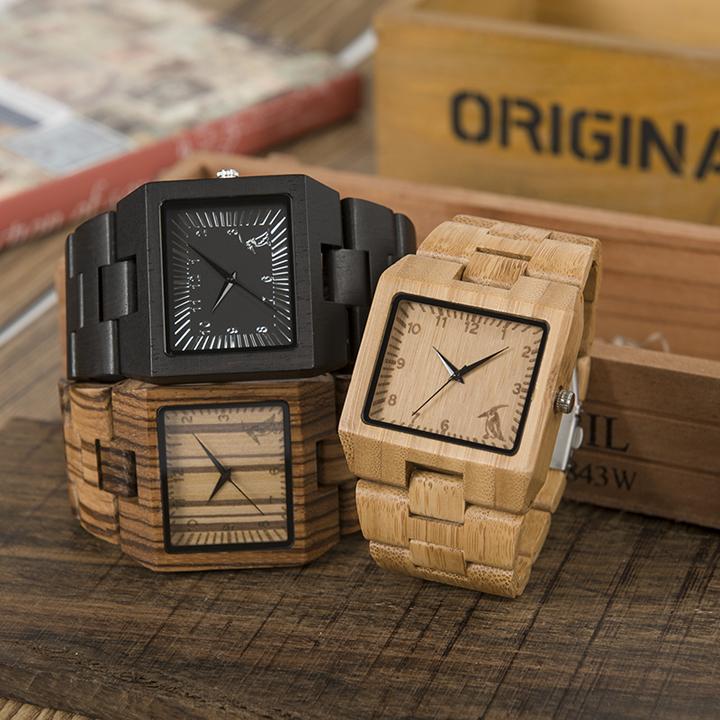 squar wood watch men (19)
