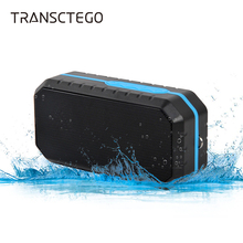 Bluetooth Speaker waterproof Dustproof Stereo Portable USB Wireless TF Card Mini Fashion Loudspeakers Music Speakers Box IPX7