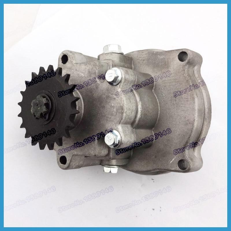 Transmission Gear Box For 33cc 43cc 49cc 52cc Ty Rod Ii Go Kart