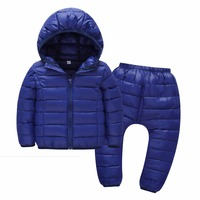 2017 Winter Jacket For Girls Set Clothing Children S Winter Suit Down Jacket Girls Boys Jacket