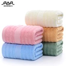 Бамбуковое волокно плотное высококачественное бамбуковое полотенце для лица Большое банное полотенце s прохладное антибактериальное мягкое Впитывающее пляжное полотенце