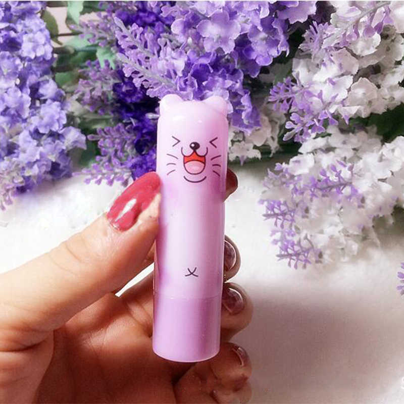 Natural  Moisturizing Lip Balm Colorless Refine repair lip wrinkles For Woman Winter Lip Care baby lips