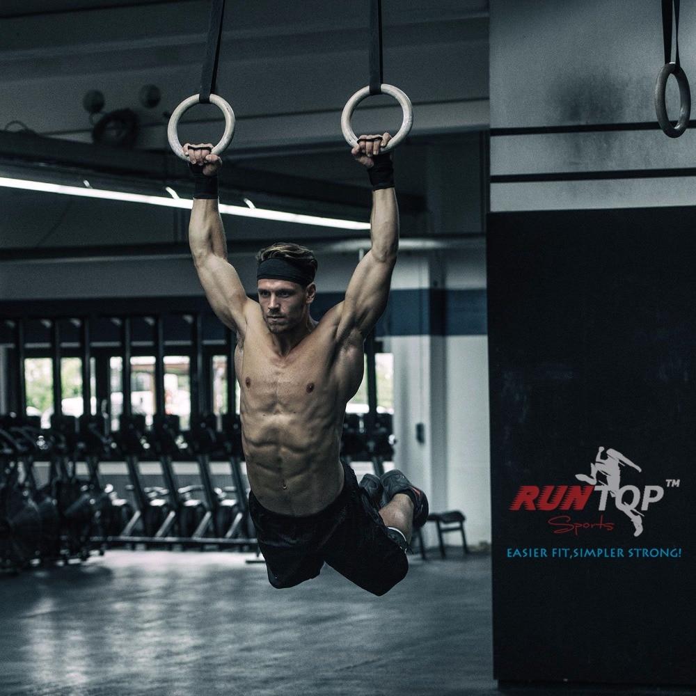 almofada workout levantamento de peso couro palma