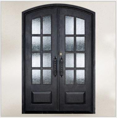 Wrought Iron Doors Windows Fancy Metal Doors