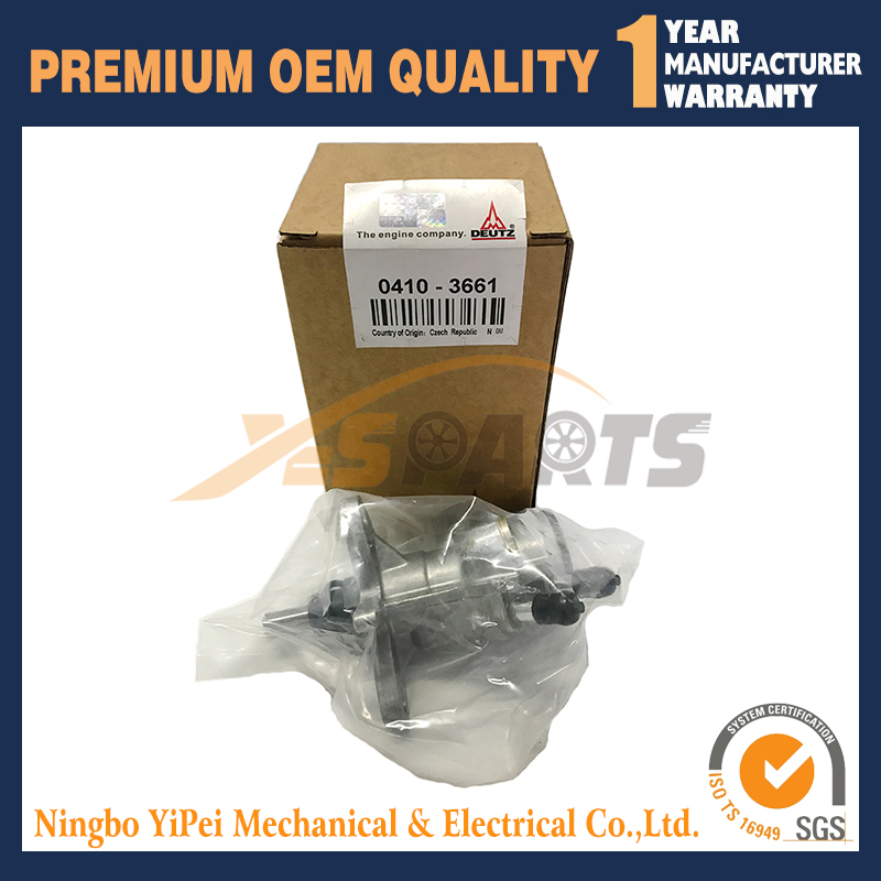 Fuel Lift Pump 04103661 for Deutz 2012 2011 Engine & Linde Forklift 0410-3661Fuel Lift Pump 04103661 for Deutz 2012 2011 Engine & Linde Forklift 0410-3661