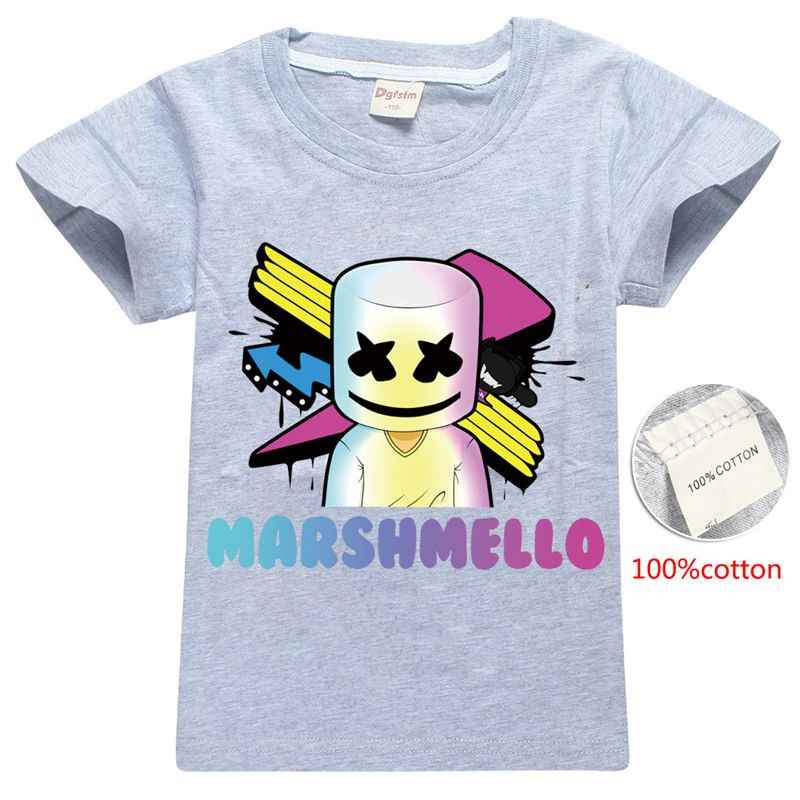 8e89be26 ... bendy and the ink machine Pure cotton children's clothing cartoon Short  sleeve T-shirt girls