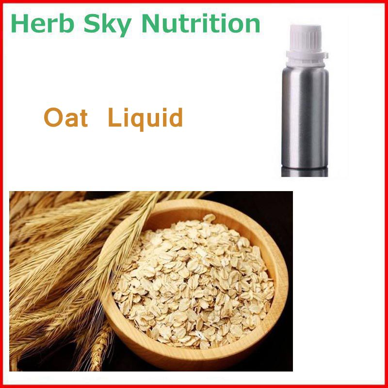 100% Natural&Pure Oat/ Oatmeal Extract Liquid with Free Shipping, weight management pure natural radix sophorae flavescentis extarct kuh seng extract 100g lot