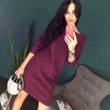 fde9effa5911f Buy claret dress and get free shipping on AliExpress.com