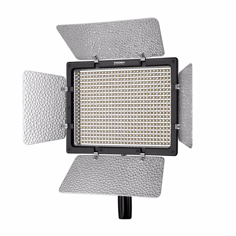 Prix pour YONGNUO YN600L YN600 600 LED Panneau Lumineux 5500 K LED Photographie lumières POUR Vidéo Lumière avec Sans Fil 2.4G À Distance APP À Distance