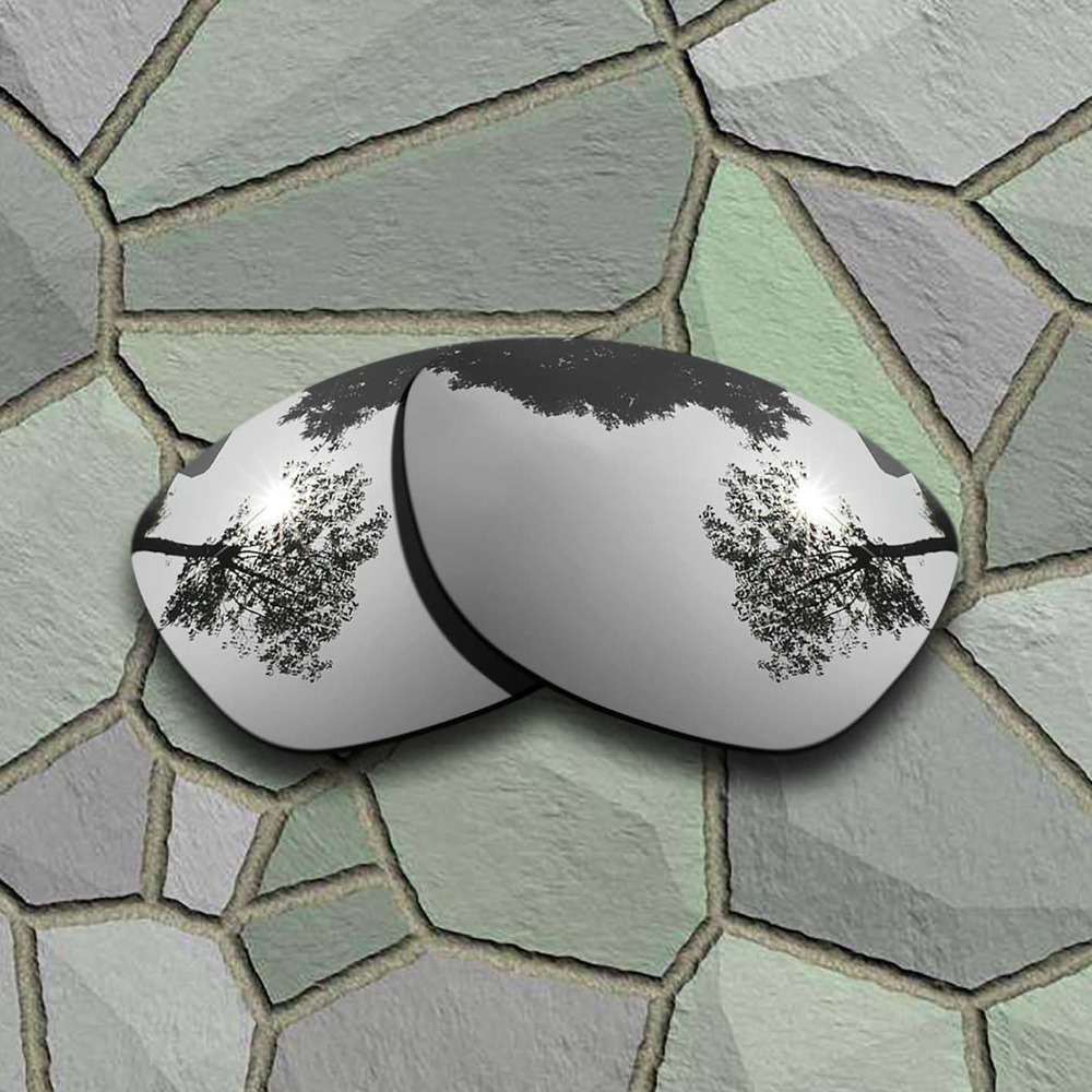 07769a0e42 Cheap Gafas de sol cromadas polarizadas de reemplazo de lentes para akley  Jupiter, Compro Calidad