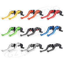 For Honda CBR929RR CBR 929 RR Short Brake Clutch Levers 2000 2001 Adjustable Aluminum CNC Motorbike Parts Accessories