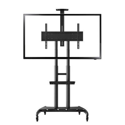 Aluminum Alloy NB AVA 1800-70-1P TV Mobile Cart Free Lifting 55